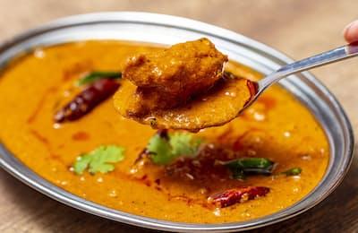 南インドを代表する料理の1つ「チェティナード・チキン・カレー」