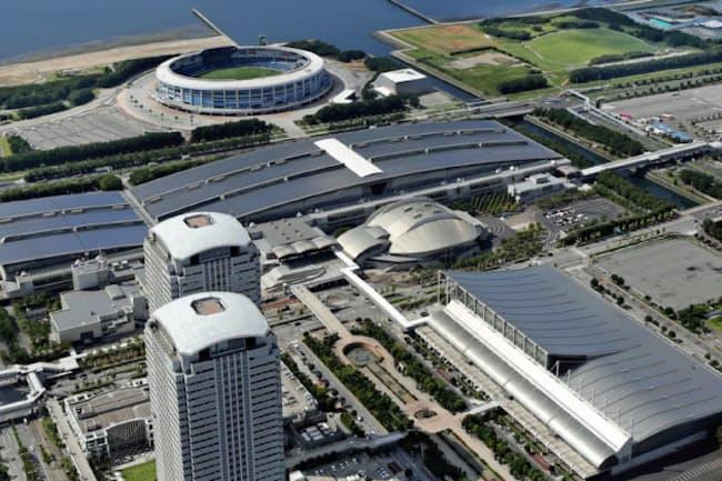 幕張メッセが東京五輪・パラリンピックの競技会場となっている千葉市は、東京都と同様の禁煙条例を検討している