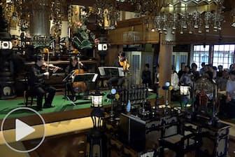 深大寺のモーツァルト 調布国際音楽祭支える地元力