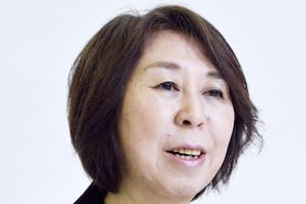 NPO法人キッズドアの渡辺由美子理事長