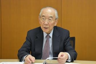 武蔵野美術大学の天坊昭彦理事長
