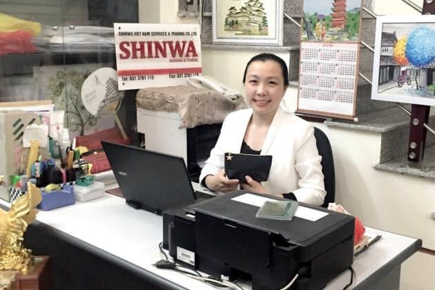 ベトナムの技術者を日本へ 33歳女性起業家の素顔 WOMAN SMART NIKKEI ...