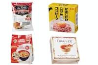 食品部門の上半期ヒット商品