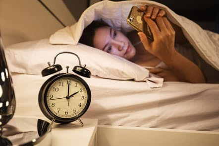 夜型の人は、体内時計と活動時間帯の慢性的なずれが健康を脅かす?写真はイメージ=(c) Thanapol Kuptanisakorn-123RF