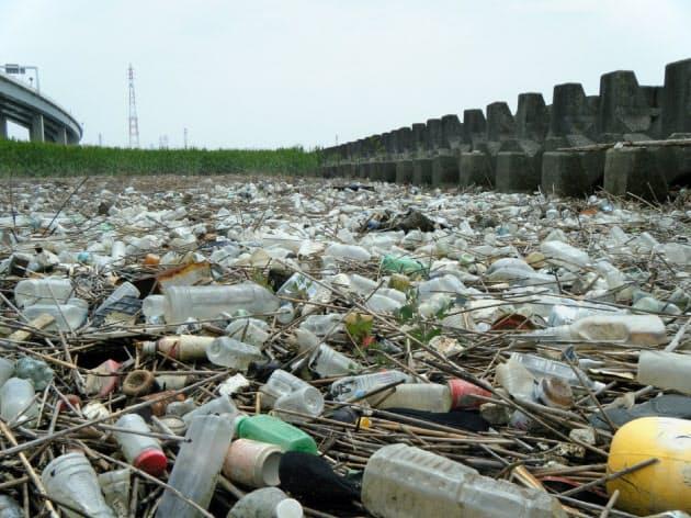 ゴミ プラスチック
