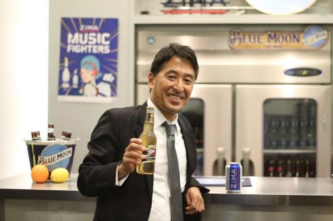 斉藤幸信氏は長年、中国や台湾、ベトナムなど、アジア市場の掘り起こしに取り組んできた