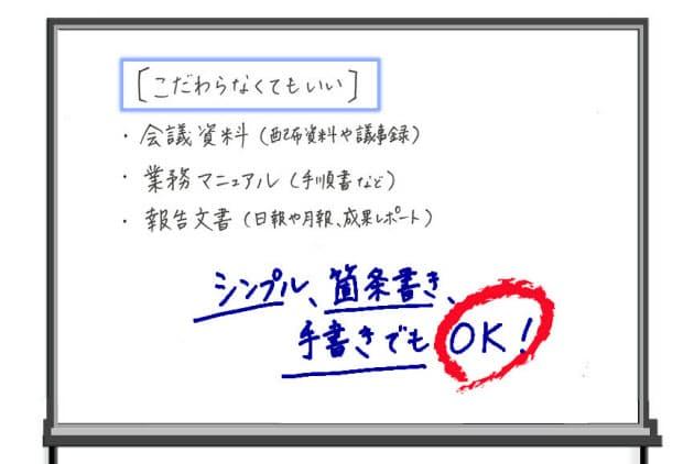 手書き パワポ 資料制作時短のコツは手書きから始めるはウソ?