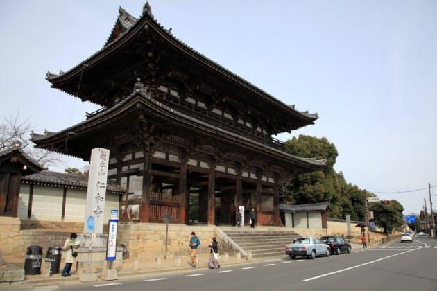 1泊100万円の高級宿坊 仁和寺が外国人富裕層向け|オリパラ|NIKKEI STYLE