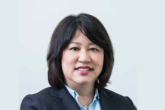 庭崎紀代子・セイコーウオッチ取締役常務執行役員