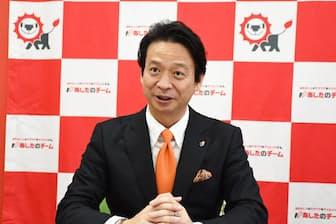あしたのチームの高橋恭介会長