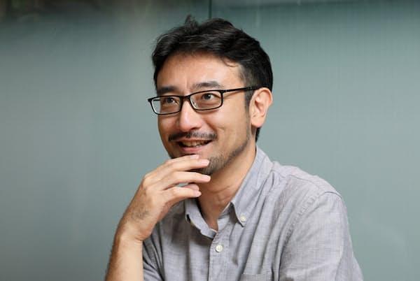 楽天大学学長と仲山考材代表取締役を兼任する仲山進也氏