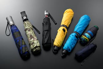 突然の雨でも頼りになる折り畳み傘5モデルを紹介する