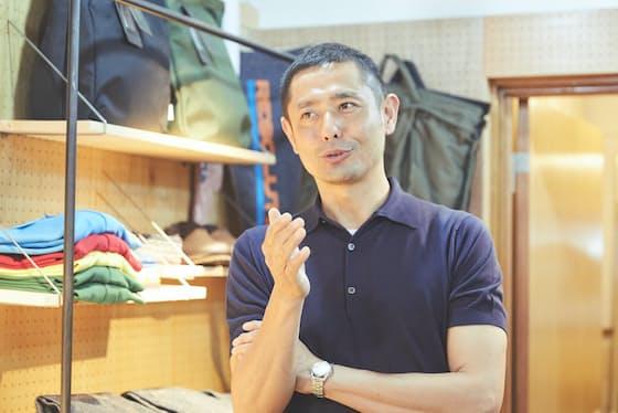 ZABOU 社長 谷川明良さん