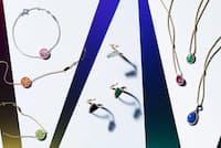 ブルガリやディオールなど、人気ブランドを代表するアイコニックなジュエリーをセレクト(NikkeiLUXEより)