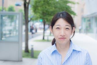 福田葉子Domani編集長(※取材時 7月12日からは女性メディア局コンテンツビジネス室編集長に就任)