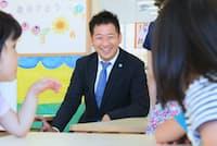 中正雄一 グローバルグループ代表取締役