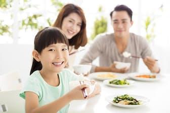 ご飯や麺などの糖質を食べるときは、ビタミンB1を含む豚肉、大豆などを一緒にとろう。写真はイメージ=(c)wang Tom-123RF