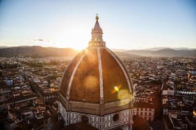 イタリア、フィレンツェ: 世界的な芸術の中心地のひとつであり、ルネサンスの生誕地と考えられている(PHOTOGRAPH BY DAVE YODER, NATIONAL GEOGRAPHIC CREATIVE)