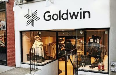今年1月、海外初となる店舗を米ニューヨークに開いた