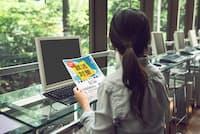 何をやりたいのかも分からず自分をつくる就活に抵抗感があって……(nikkei WOMAN Onlineより)=PIXTA