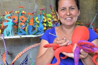 メキシコの女性起業家にリスクを踏まえて投資するプロジェクトもある