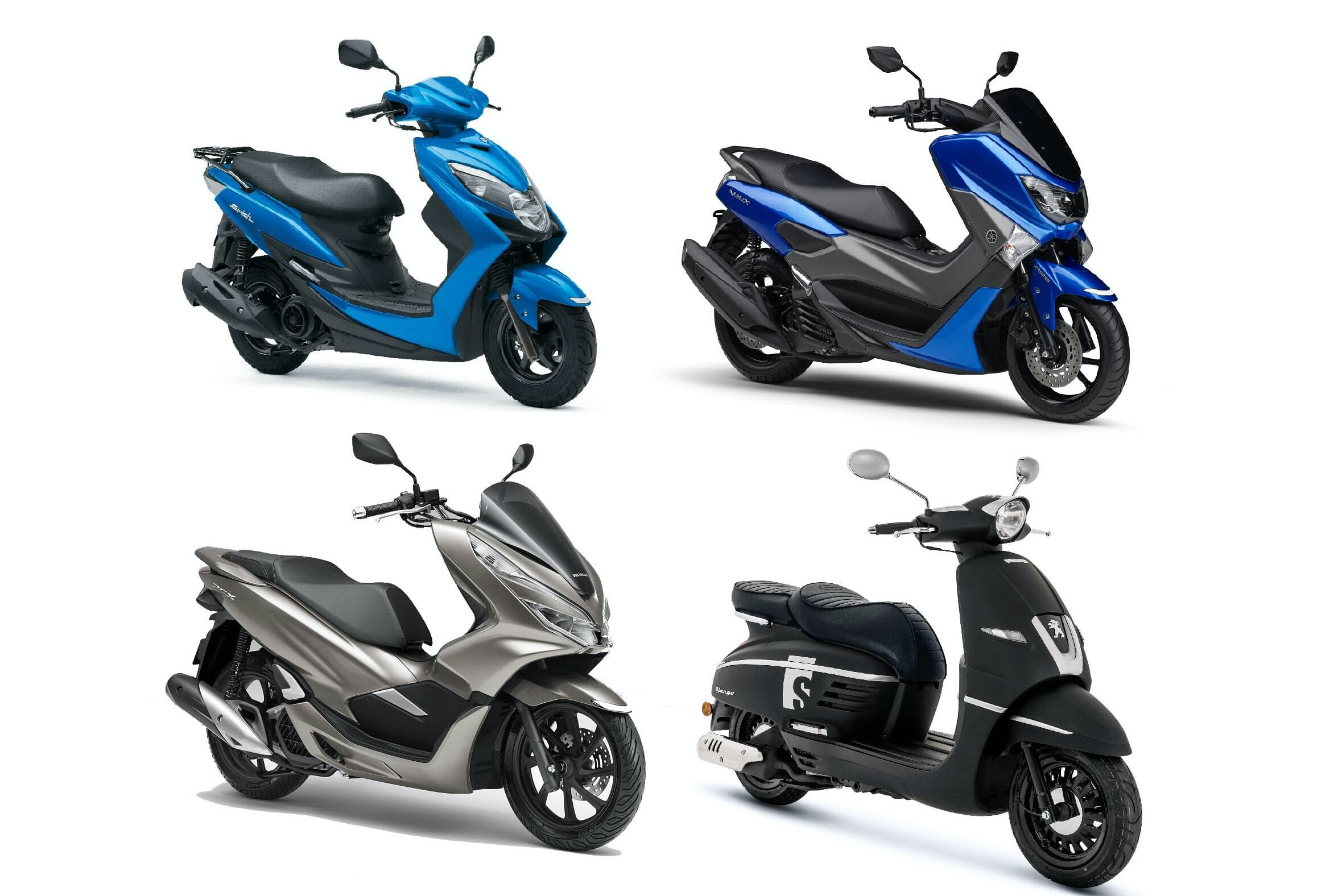 スクーター 125cc