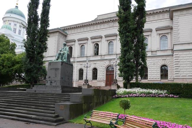 北欧は「中銀デジタル通貨」問題にどう対応するのか(写真はヘルシンキのフィンランド中銀)