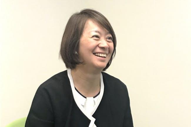 いつも笑顔を絶やさない東急不動産の田中さん