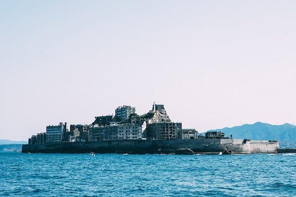 外国人にも人気の長崎県・軍艦島(写真=PIXTA)