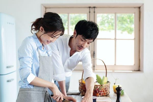 アイデア日用品があれば調理や掃除が楽しくなる(写真はイメージ=PIXTA)