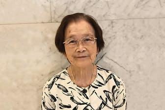 89歳の今も精神科医として週4日フルタイムで働く中村恒子さん