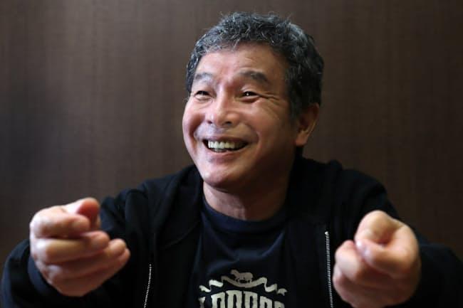 1943年生まれ。小5で曲芸師に。18歳でロカビリー歌手としてデビューし「悲しき願い」(65年)「あしたのジョー」(70年)などがヒット。声優、ミュージカルでも活躍。9月5~7日、Theレビュー「カーテンコールをもう一度!2018」(EXシアター六本木)。 岡田真撮影