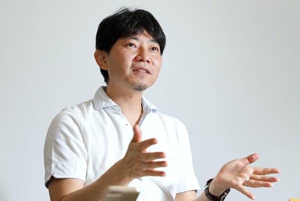 ヤフー マーケティング&コミュニケーション本部本部長の友沢大輔氏