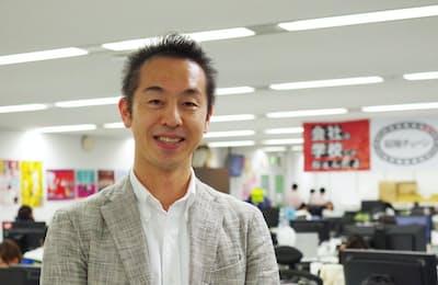 サイバーエージェントの曽山哲人取締役人事統括