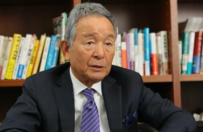 メーカーズシャツ鎌倉会長 貞末良雄氏