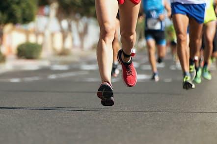 真夏の五輪ではマラソンが大きな影響を受ける(写真はイメージ)=PIXTA