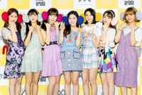 OH MY GIRL BANHANA 2015年4月韓国デビューした7人組OH MY GIRLが全員参加するユニットで、8月29日に日本デビュー