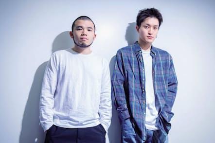 ラップ担当のアフロ(写真左)とアコースティックギター担当のUKのユニット。2008年に結成。インディーズで3枚のアルバムと2枚のシングルを発表。18年末に初の「Zepp Tokyo」公演を予定している