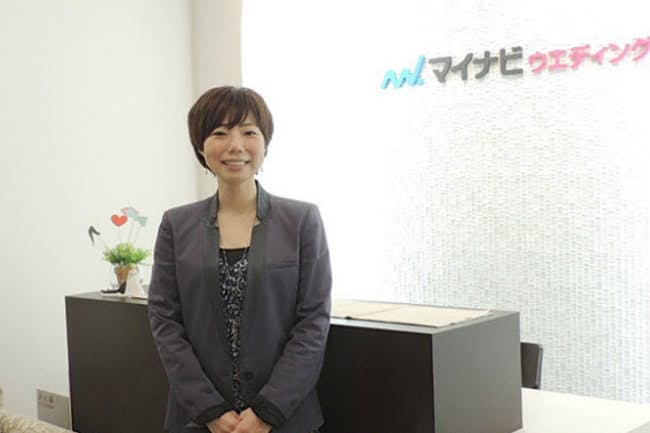 渡辺彬子さんは過去に2社を経験して、マイナビに転職してきた