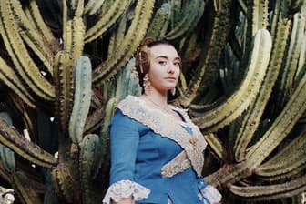 マリア・フェルナンデスさんは、伝統的なファジェラの家の出身ではないが、自分の子どもたちを祭りに参加させるため、ファジャのコミュニティに所属した(PHOTOGRAPH BY LUISA DÖRR)