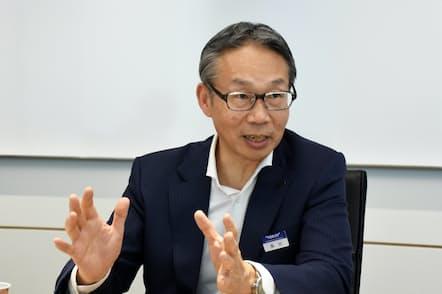 東レマーケティング企画室長の島地啓氏
