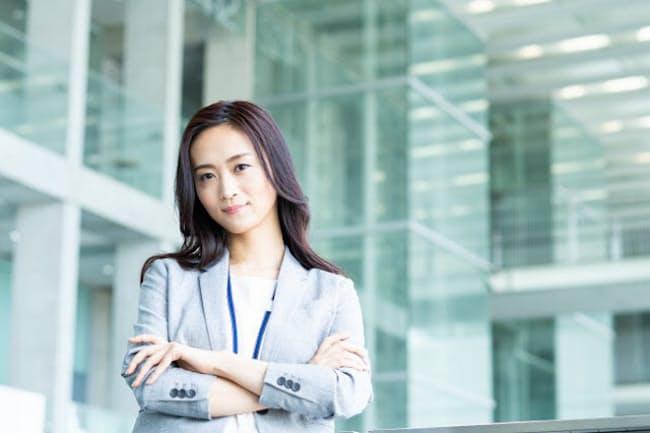 管理職になることに対して積極的なママが6割以上に(写真はイメージ=PIXTA)