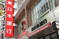 立ち食いそばのビジネスを理解してくれた東日本銀行とは現在も取引を続けている