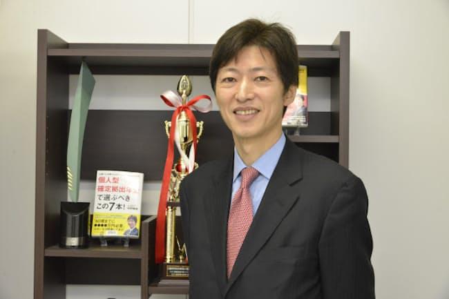 中野さんは「資産運用改革とは投資信託改革だ」と言い切る