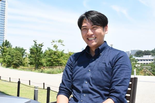 大手商社を辞めて起業したユースフルの長内孝平社長