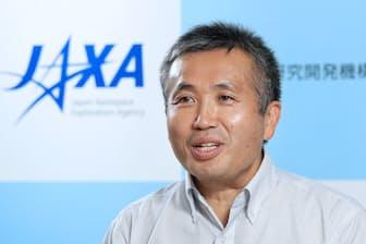 JAXA理事・宇宙飛行士の若田光一氏