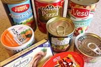 缶切り不要の缶詰は、非常食にも最適