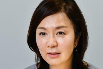 一般社団法人モリーヴ代表 永森咲希さん