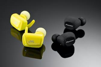 1万円台で買える国産の完全無線イヤホン「HA-ET900BT」(JVC)と「C8 truly wireless」(パイオニア)を試聴した結果は?