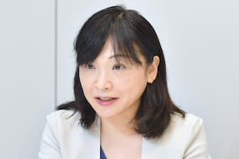 山口恭子 ローソン人事本部部長